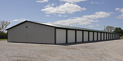 Neenah Mini Storage, Cold Storage
